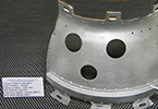 Salvage Repair of an Aluminum Anti-Ice Shield Assembly for the Aerospace Industry